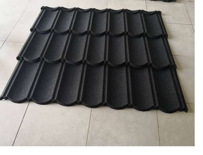 THE BEST DOCHERICH STONE COATED ROOFING SHEET WITH 50YRS WARRANTEE 0
