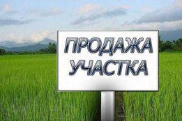 Продам земельный участок 20 соток с. Ольховка