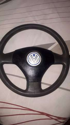 VW steering wheel with airback for sale