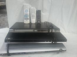 """DVD: """"Мpeg-4"""", """"Philips"""" и """"LG"""" в абсолютно рабочем состоянии"""
