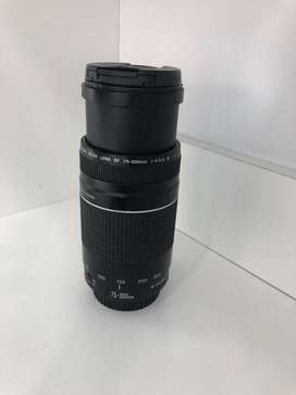75-300mm canon lens