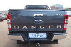 2015 Accident Free #Ford #Ranger 3.2 XLT #Manual 40,000km LIBERTY AUTO