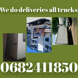 All deliveries here
