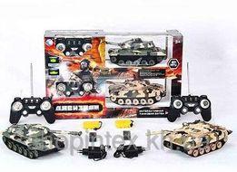 радиоуправляемый танк дивизион