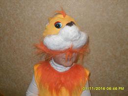костюм новогодний,карнавальный белочка