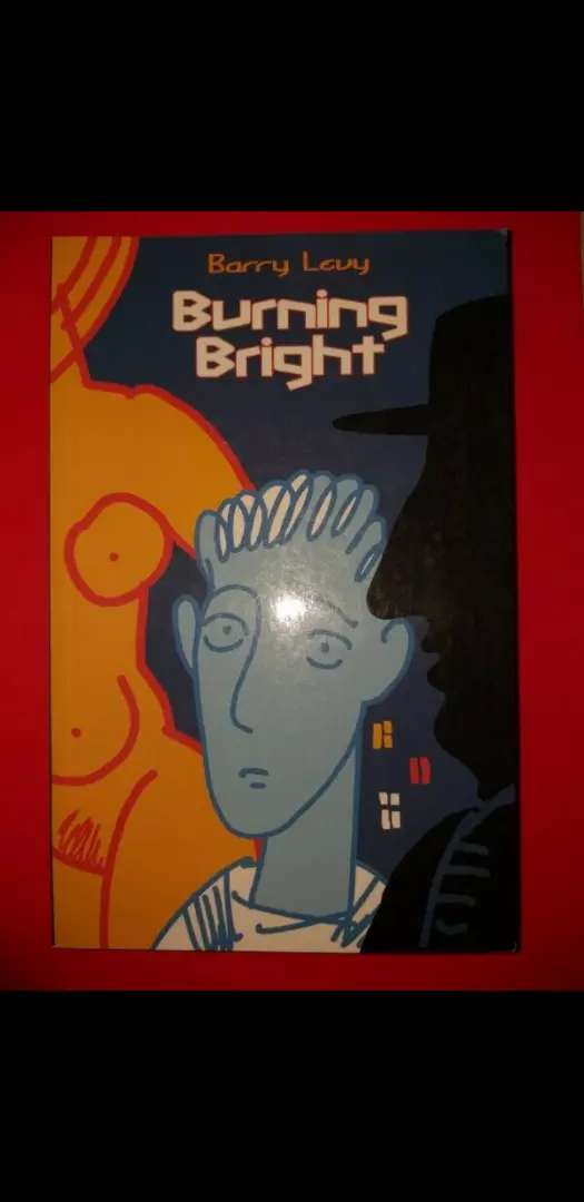 Burning Bright - Barry Levy. 0