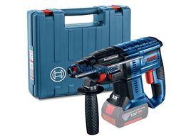 Аккумуляторный перфоратор Bosch GBH 180-LI в чемодане, новый без акку