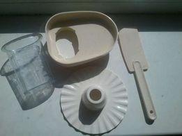 Новые насадки, ножи к кухонному комбайну Moulinex Adventio