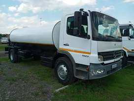 A DEAL TO INVEST IN 2008 MERCEDES BENZ ATEGO 1523 .10000L WATER TANK