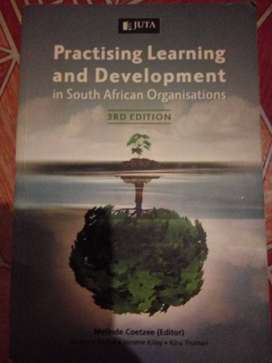 Practising Learning and Development in South African Organisations.3rd