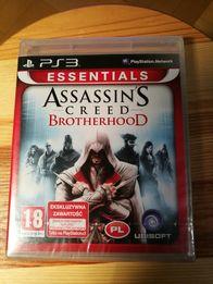 PS3 Assasins Creed Brotherhood nowa (folia) PL