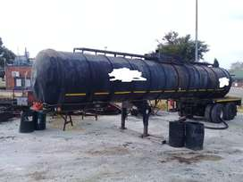 BITUMEN TANKER TRAILER FOR SALE
