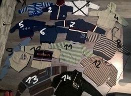 Sweter chłopięcy 56,62,68,80,86,92,98,104,110,116