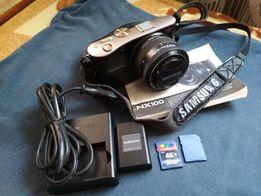 Продам фотоаппарат Samsung nx100