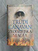 """""""Złodziejska magia"""" Trudi Canavan"""