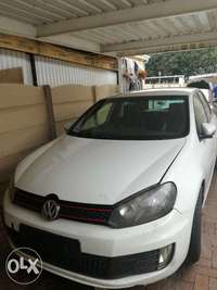 Image of V W Golf 6 GTI