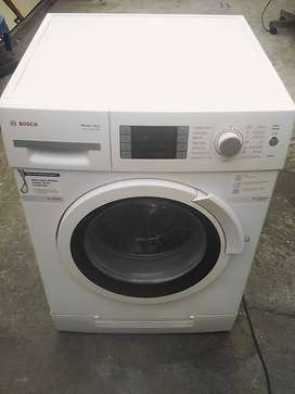 Bosch front loader washer and  dryer in one