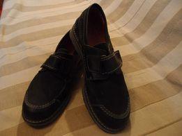 Модельные туфли для мальчика