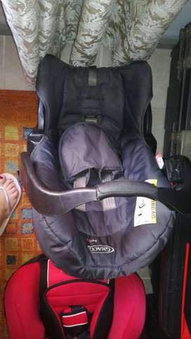 Pram,carry chair and car seat
