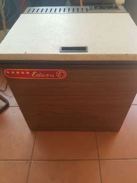 Camping fridge great condition