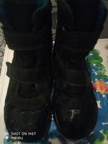 Ботинки зимние Ecco