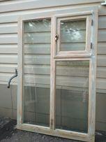 Окна, деревянные