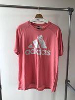 koszulka na siłownię fitness ADIDAS