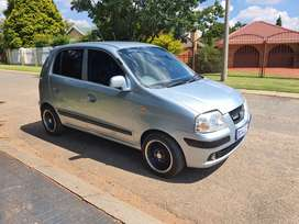 2007 Hyundai Atos for sale.