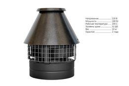 Вентилятор на трубу мангал камин
