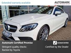 2018 C200 Coupe For Sale