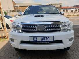 2010 Toyota Fortuner 3.0 D-4D 4x2 Manual