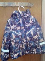 """Детская куртка-жилетка """"Модный карапуз"""" для мальчика+шапочка в подарок"""