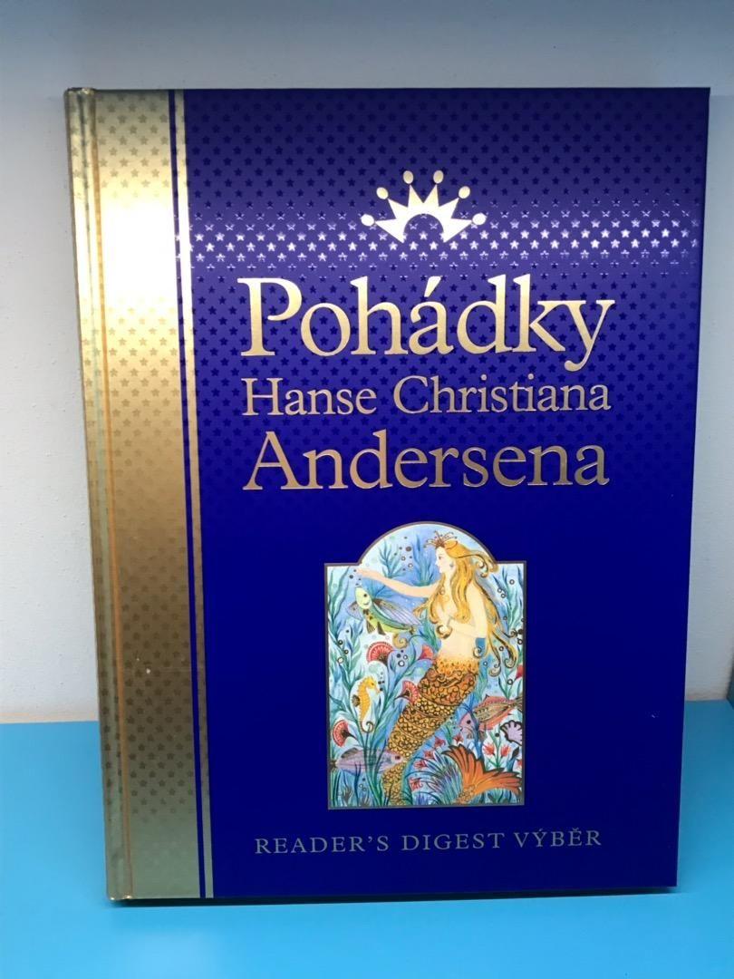 Pohadky Hansen Christiana Andersena NOVÉ 0