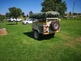 Venter bushbaby, tentco senior family tent with addaroom