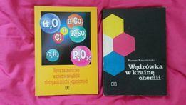 2 książki - chemia