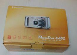Фотоапарат Canon PowerShot A460