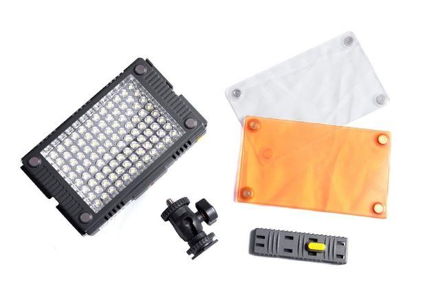 Накамерне світло F&V HDV-Z96 - оригінал, не дає зеленого відтінку!