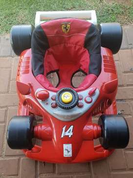 Ferrari walking chair