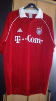 Sportowa Koszulka Bayern Monachium Adidas