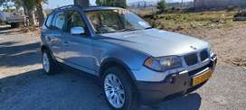 Bmw x3 manual good condition