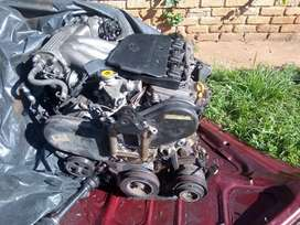 Camry stripping for parts