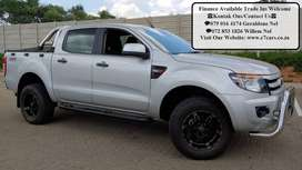 2014 Ford Ranger 2.2 TDCI XLS DOUBLE CAB EXCELLENT CONDITION