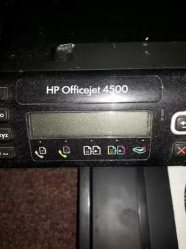 HP 4500 4 IN 1 PRINTER FOR SALE