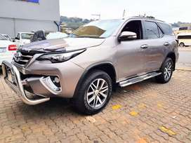2017 Toyota Fortuner GD6 Automatic