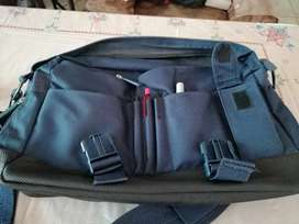 Office or student bag with stationary compartment .. Durable