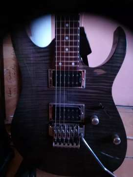 Ibanez RG Custom Flametop