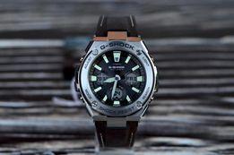 Часы Casio G-Shock GST-W130L-1A! 100% ОРИГИНАЛ! Гарантия 2 года!