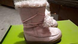 Kozaki zimowe śniegowce 27