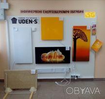 Обогреватель UDEN-S керамическая электро панель для отопления