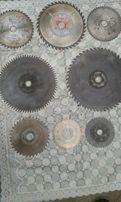 Пилы отрезные по дереву для станка (СССР)